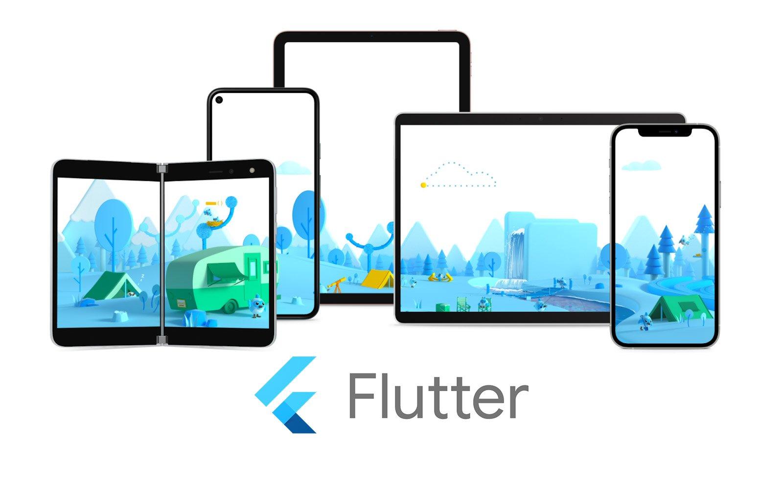 Flutter 2 ra mắt, giờ hỗ trợ cả web và app desktop